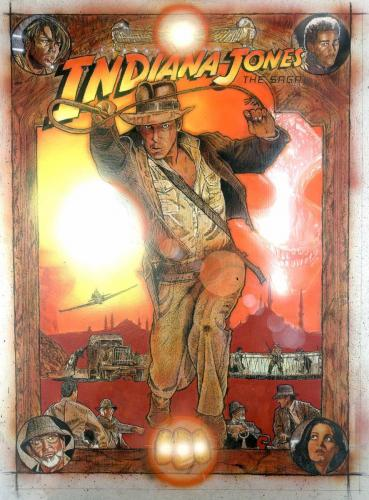Indiana Jones - The Saga